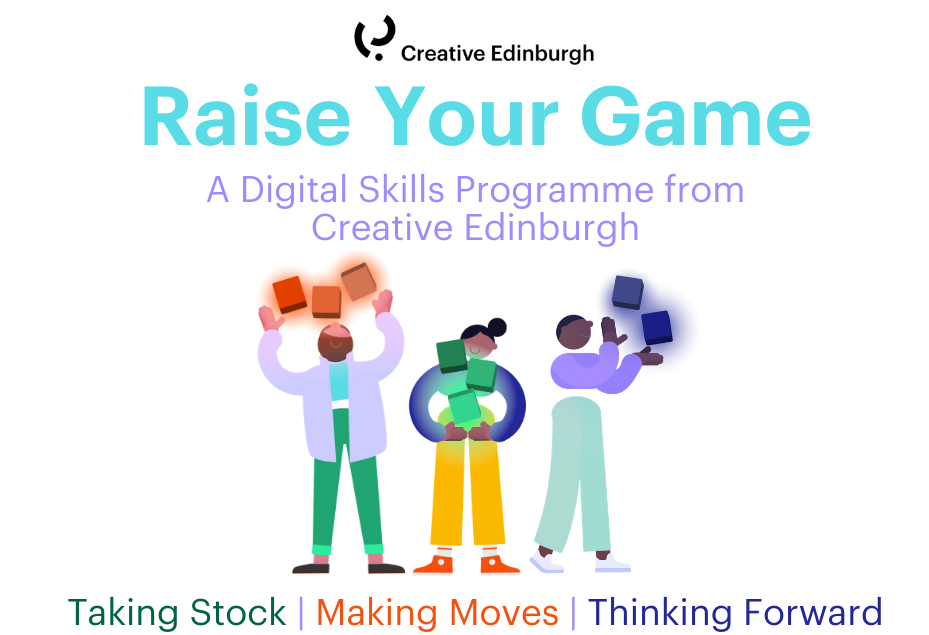 Raise Your Game Homepage KW
